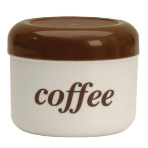 Βαζάκι πλαστικό COFFE 0.7Lt